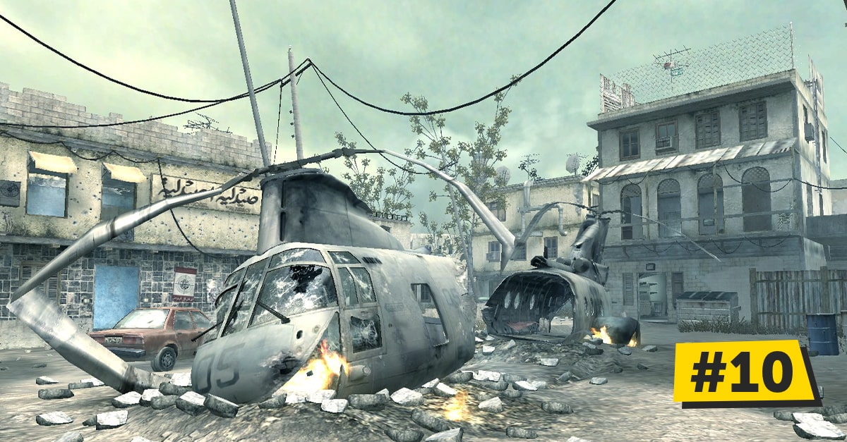 10 best Call of Duty designed multiplayer maps & why they rock 1