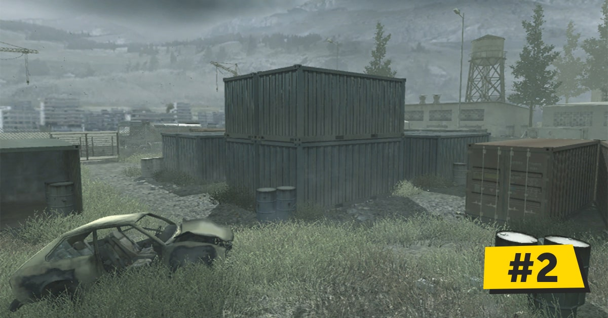 10 best Call of Duty designed multiplayer maps & why they rock 9
