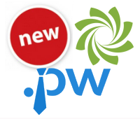Brand new .pw domain names now available!