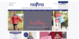 Pied Piper Childrens Clothes