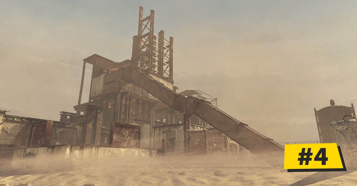 10 best Call of Duty designed multiplayer maps & why they rock 7