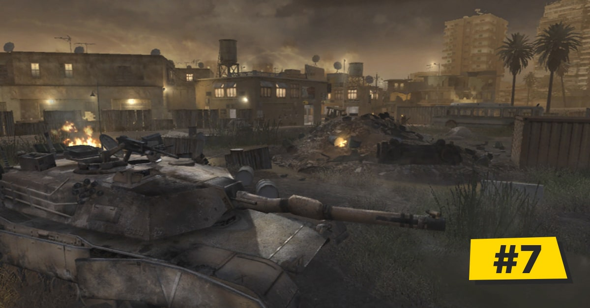 10 best Call of Duty designed multiplayer maps & why they rock 4