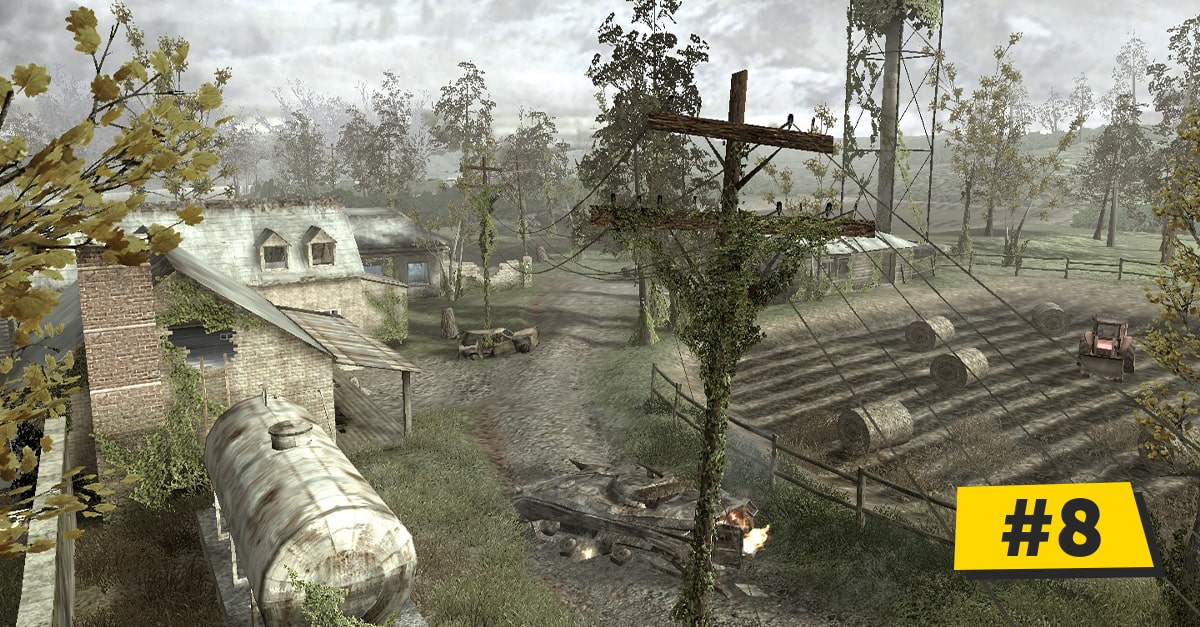 10 best Call of Duty designed multiplayer maps & why they rock 3