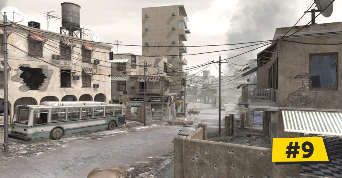 10 best Call of Duty designed multiplayer maps & why they rock 2