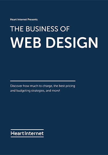 The Business of Web Design cover