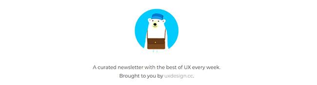 UX Newsletter