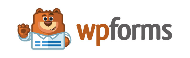 The wpforms WordPress plug-in logo