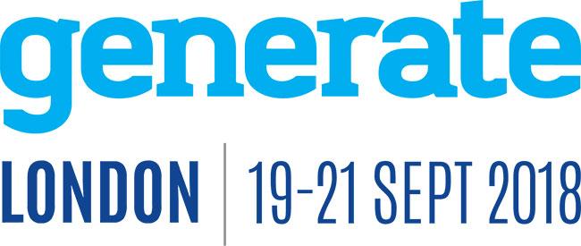 Generate London logo