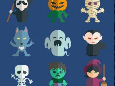 design razzi free halloween icons - Design Halloween
