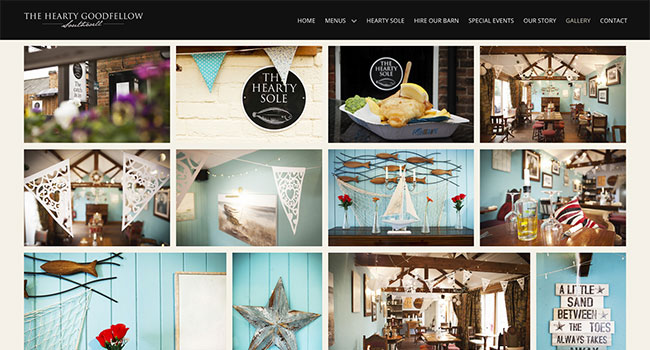 The Hearty Goodfellow gallery page