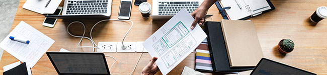 Managing an evolving project