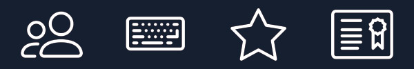 Icons symbolising your social media fans