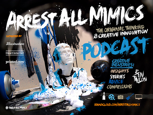 The Arrest All Mimics Podcast
