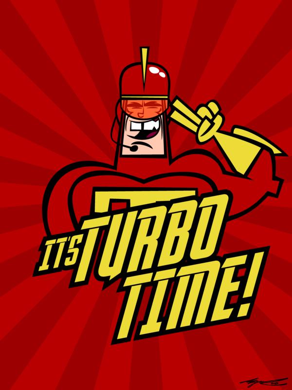 Clock Turbo