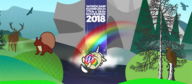WordCamp Edinburgh 2018