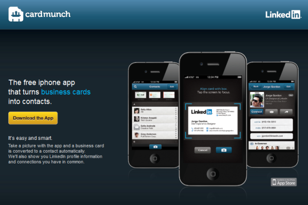 7 digital alternatives to physical business cards